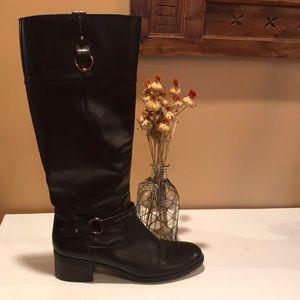 ⭐️ Bandolino Brown Leather Boots ⭐️